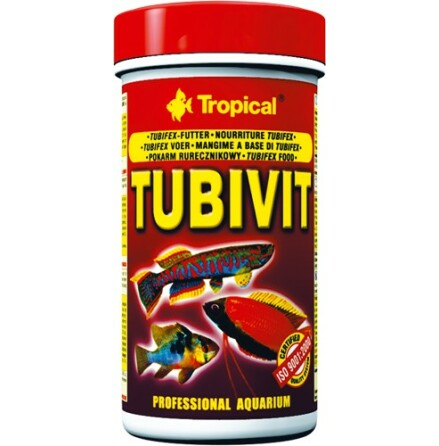 Tropical Tubivit Flakes