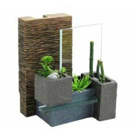 Edge bambuvägg