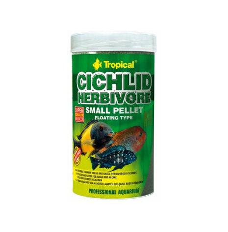 Cichlid herbivore S pellets flytande