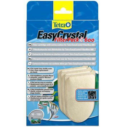 Filterpatron med kol, EasyCrystal 600