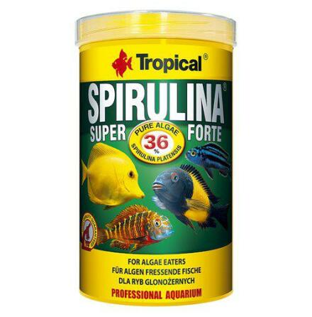 Spirulina Super forte 1000ml/200 g Tropical