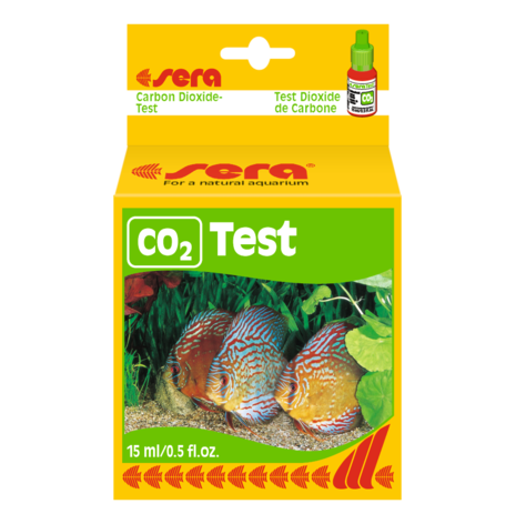 CO2 test Sera