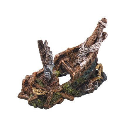 Galleon vrak - 22x11x16cm aquadella
