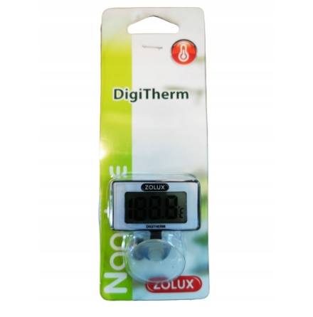 Digital termometer batteridriven med sugkopp, Zolux