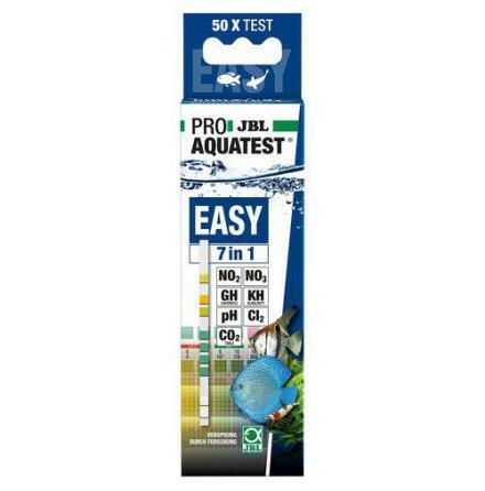 Test Pro aquatest 7 vattenvärden, JBL