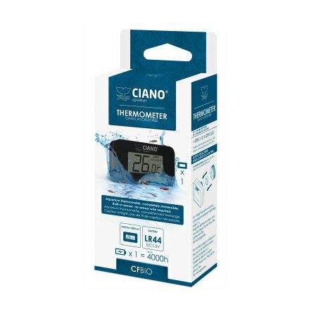 Termometer Ciano batteri