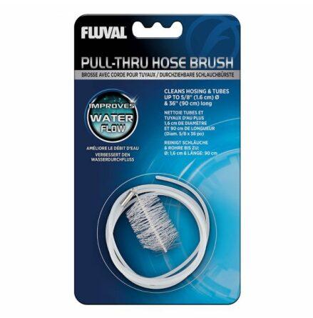 Slangborste Fluval pull-thru hose brush 1,6 x90cm