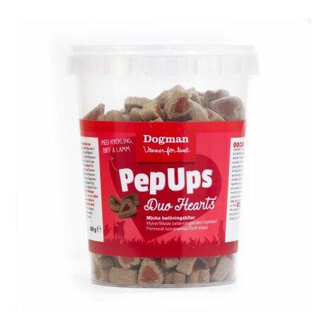 PepUps Duo Hearts 3 smak 300g