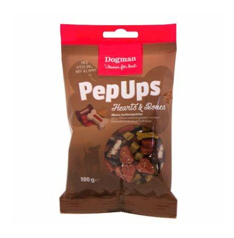 PepUp Hearts & Bones 100g