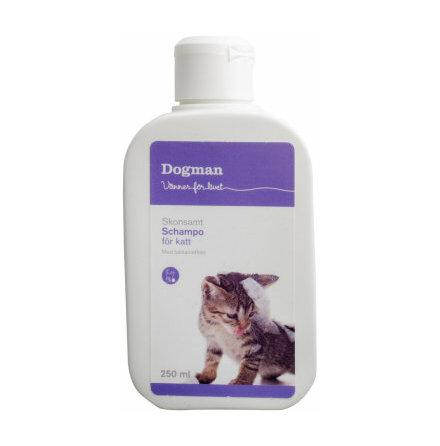 Schampo skonsamt för katt 250 ml
