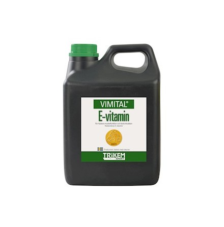 E-vitamin flytande 2500 ml, Vimital, Trikem
