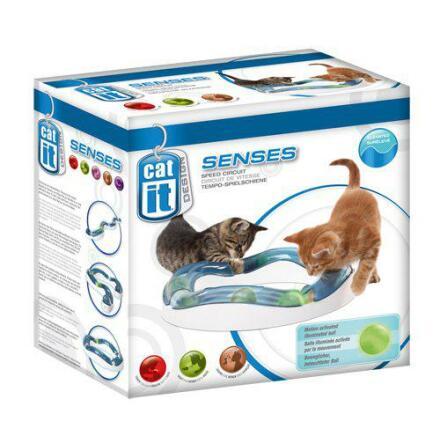 Aktivitetsleksak katt, Sesnses speed, CatIt