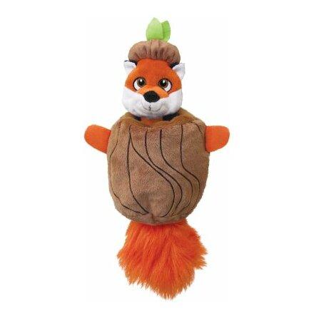 Hundleksak Puzzlements Hinderz Fox S, Kong