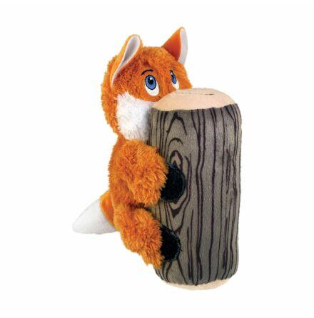 Hundleksak Huggz Hiderz fox S, Kong