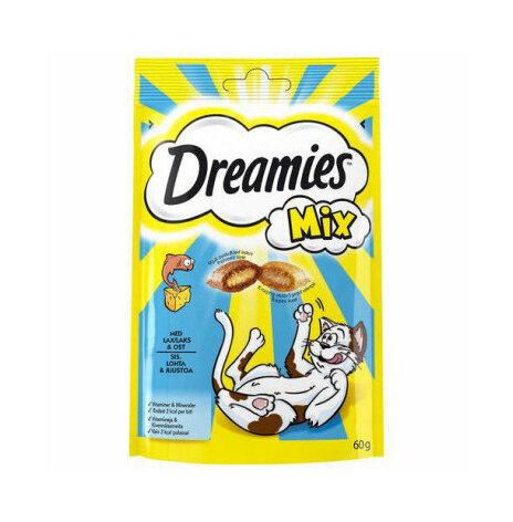 Kattgodis Dreamies, 60 g