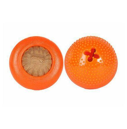 Hundleksak bentoball S 6 cm Orange Starmark