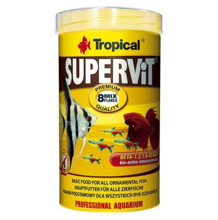 Supervit flake 500 ml/100 g, Tropical