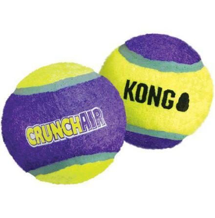 CrunchAir, bollar 3 st S 5 cm, Kong