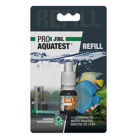 Pro Aquatest KH, Karbonat refill 10 ml, JBL
