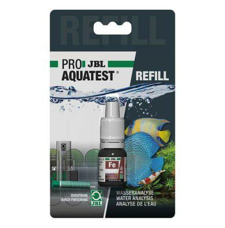 Pro Aquatest FE järn refill 10 ml, JBL