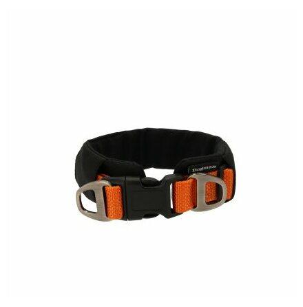 Sporthalsband Emmi M fodrat orange 45 mmx45-75 cm, Dogman
