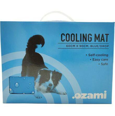 Coolingmat, kylmatta 60x90 cm, Ozami