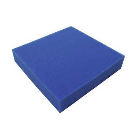 Filterblock/svamp fin 30 ppi 50x50x10 och 50x50x3cm