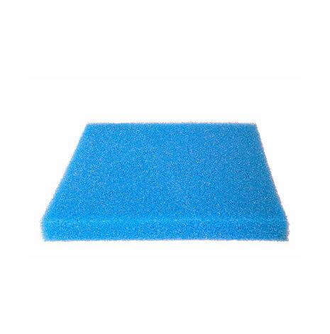 Filterblock/svamp grov 10 ppi 50x50cm Tjocklek 2,5, 5 eller 10cm
