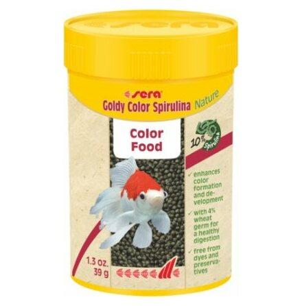 Goldy Color Spirulina 100ml
