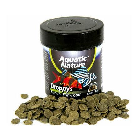 Droppys bottenfiskfoder 190 ml/85g