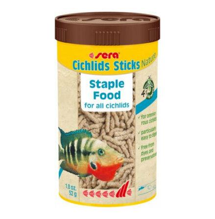 Cichlid Sticks Nature 1000 ml