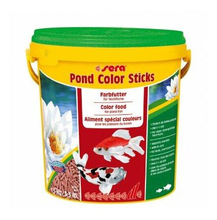 Sera Pond color sticks 3,8liter/550g