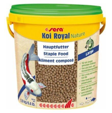 Koi Royal Nature L 10 liter/2,9 kg, Sera