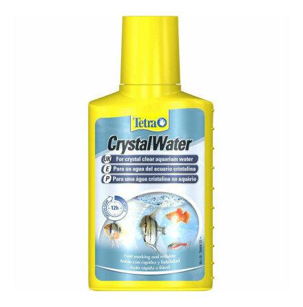CrystalWater vattenklarningsmedel 100 ml