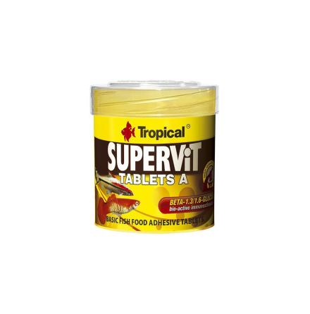 Supervit Tablets A 35g/50ml, Tropical