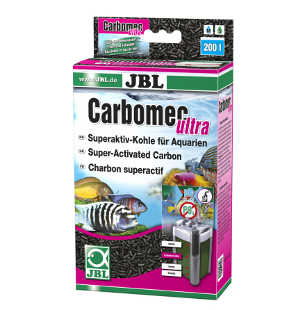 Carbomec Ultra Carbon 400g