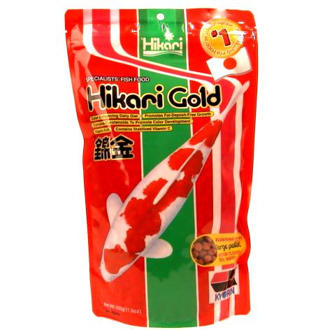 Hikari Gold Färg Large